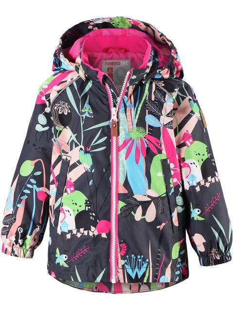 Reima Kids Hete Jacket Soft Black